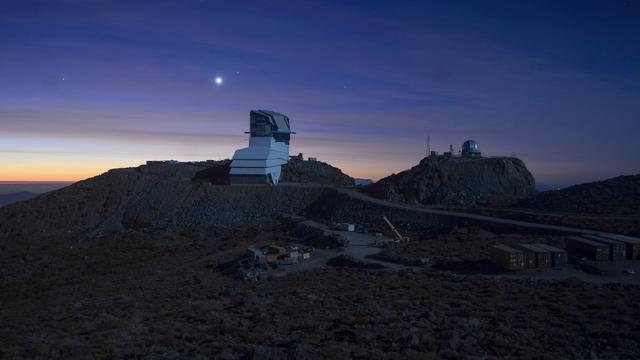 Wetenschappers maken 'grootste foto ter wereld' van 3,2 gigapixels