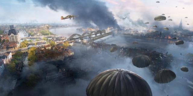 Schietspel Battlefield 5 uitgesteld naar 20 november