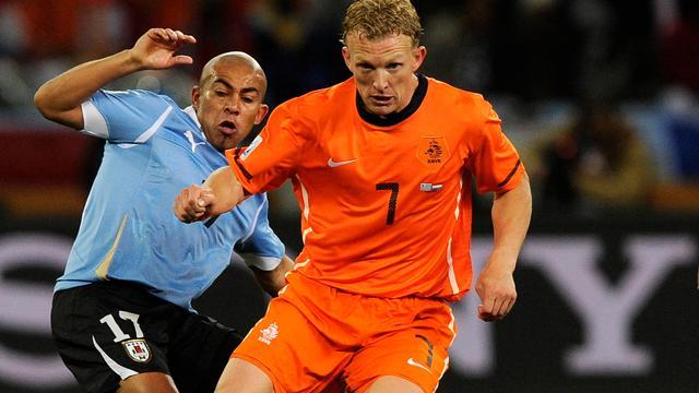 Kuijt had tijdens WK 2010 dopingattest na wortelkanaalbehandeling