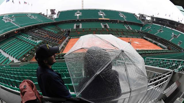 Roland Garros krijgt als laatste Grand Slam stadion met dak