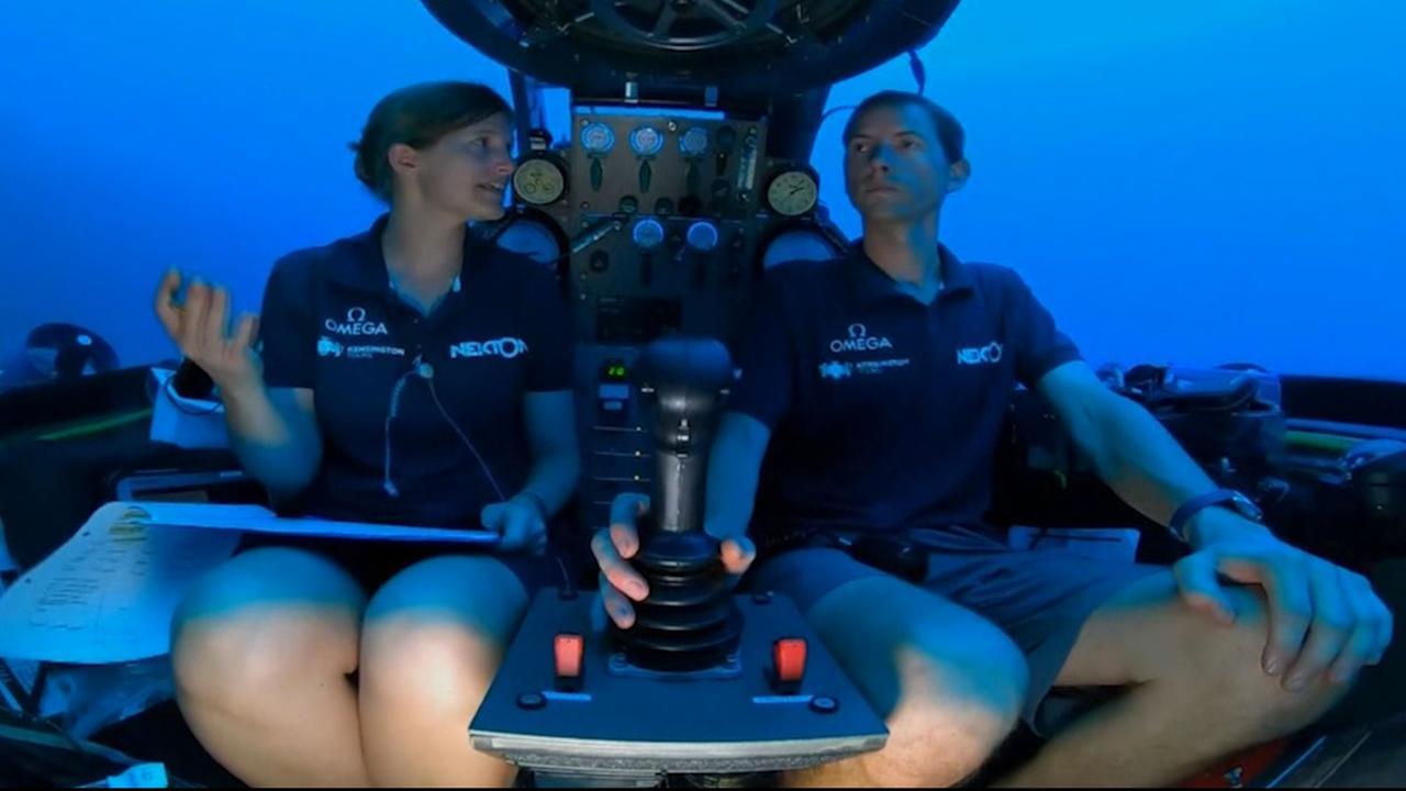 Voor het eerst draadloos video verstuurd vanuit onderzeeër