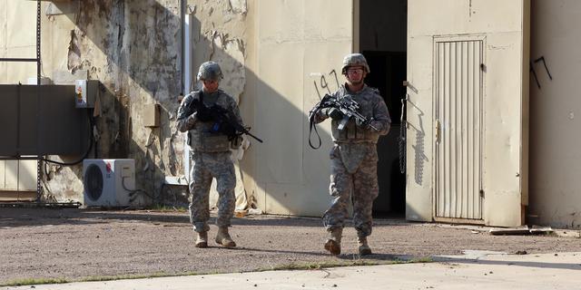 Verenigde Staten begonnen met terugtrekking strijdkrachten uit Syrië
