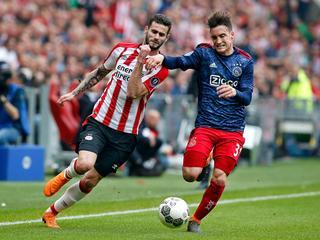 Ruim 1 miljoen zagen PSV winnen