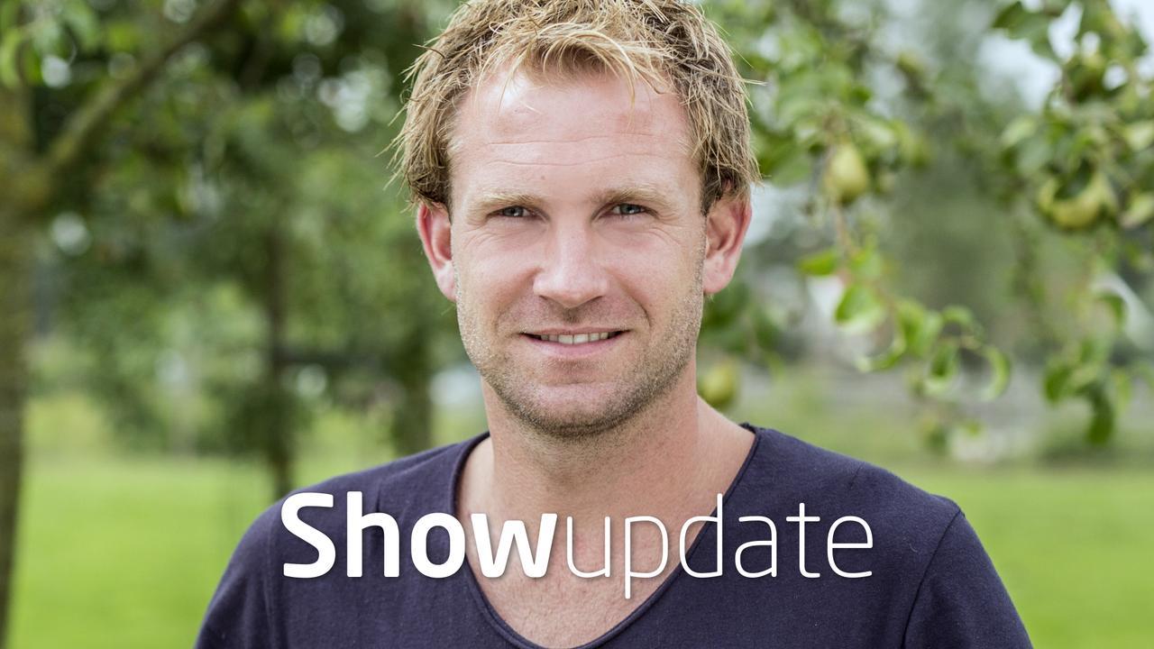 Show Update: Boer Tom bouwt zijn droomhuis