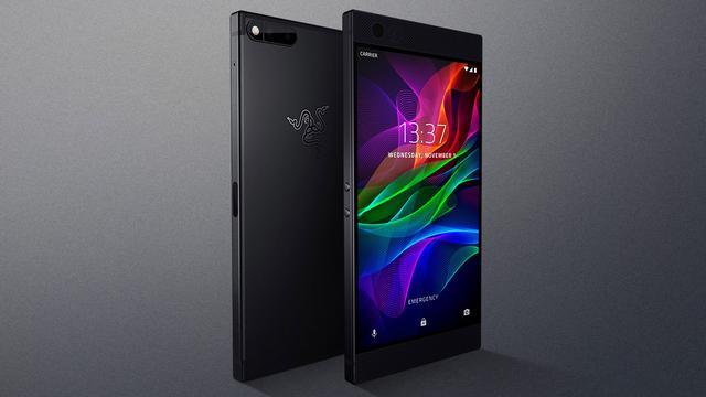 Eerste smartphone van Razer focust op gaming