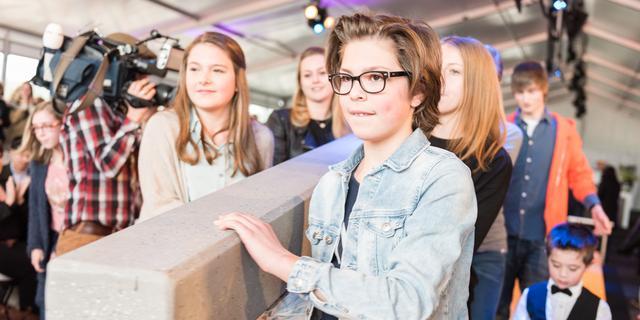 Eerste paal Prinses Máxima Centrum voor kinderoncologie in Utrecht