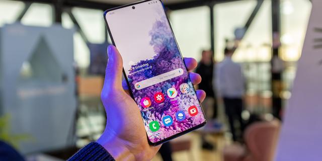 Eerste indruk: Samsung Galaxy S20 Ultra kan extreem ver zoomen