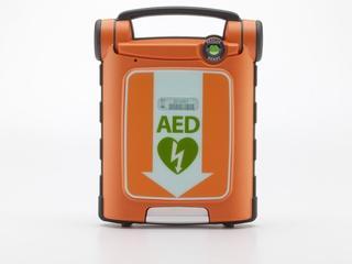 Naar aanleiding van de diefstallen werden AED's met een cijferslot uitgerust