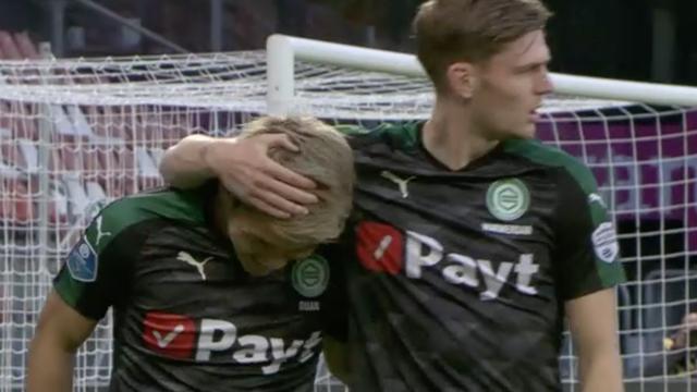 Hercules-FC Groningen (2-4)