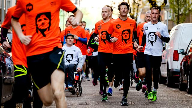 In beeld: De Cruyff Foundation 14K Run
