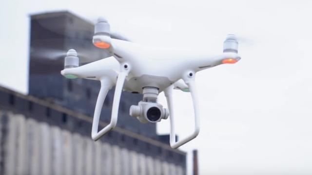 Nieuwe cameradrone kan bewegende objecten op eigen houtje volgen
