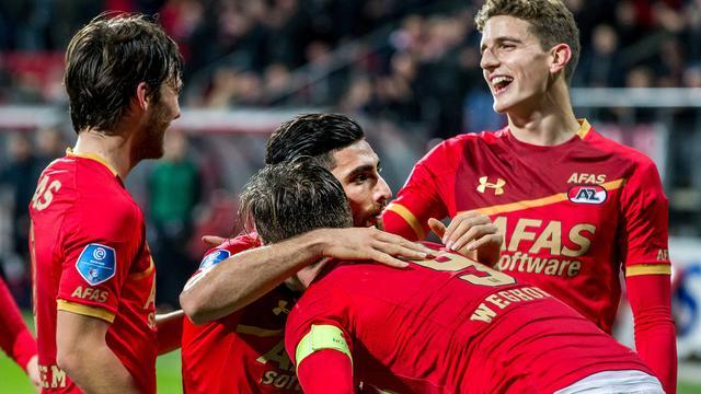 AZ vergroot problemen FC Twente en meldt zich in top Eredivisie