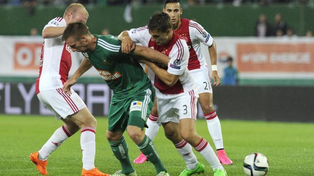 Nederland presteert in Europees opzicht slecht in CL-voorronde