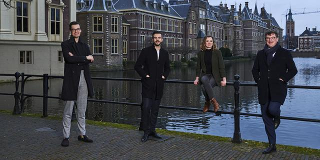 Vullings en Rietbergen maken wekelijkse vlog in aanloop naar verkiezingen