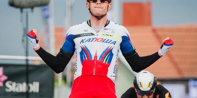 Kristoff verslaat Cavendish in Ronde van Qatar