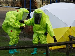 Russen zeggen dat Zweden en Tsjechië zenuwgas geleverd kunnen hebben