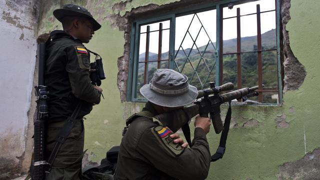 Achtergrond: Vijftig jaar conflict tussen FARC en regering Colombia