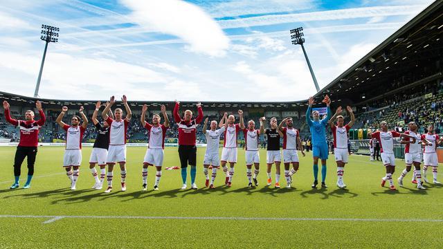 FC Emmen debuteert met uitzege op ADO Den Haag in Eredivisie