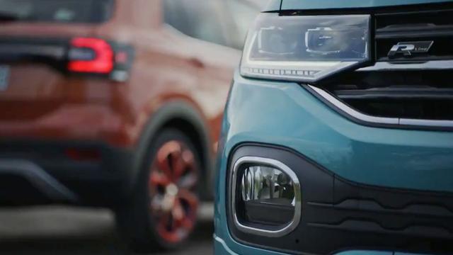 Volkswagen toont eerste beelden nieuwe SUV