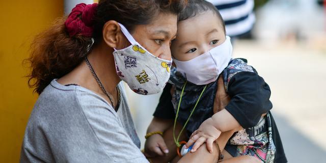 UNICEF: Miljoenen kinderen missen gezondheidszorg en onderwijs door corona