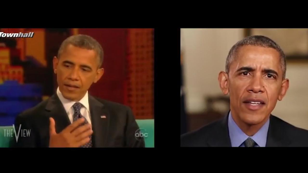 Computer genereert 'digitale Obama' op basis van enkel geluid