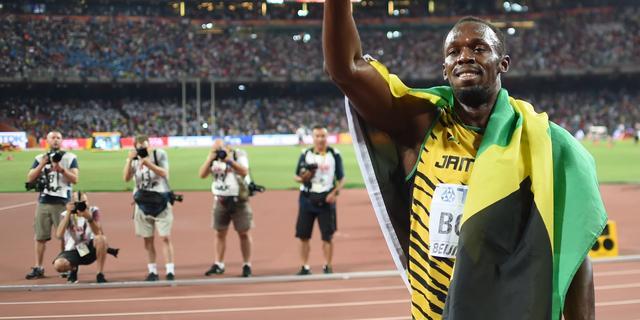Bolt: 'Ik ben de nummer één, ik kende geen twijfel'