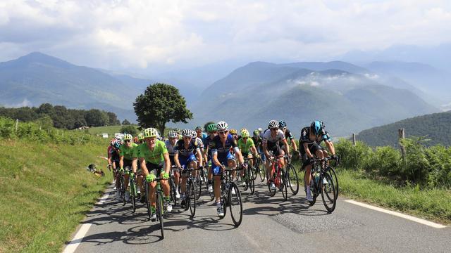 Liveticker Tour (gesloten): Froome wint loodzware bergrit