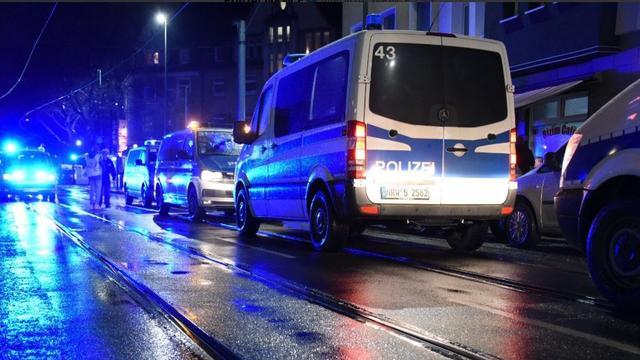 Grote politieactie tegen georganiseerde criminaliteit in Duits Ruhrgebied