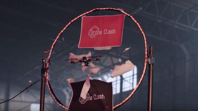 TU Delft houdt eerste wedstrijd voor 'anti-dronetechnologie'