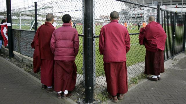 'Misbruik aan het licht binnen boeddhistische gemeenschap'