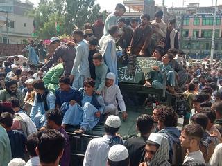 Machtsovername Afghanistan