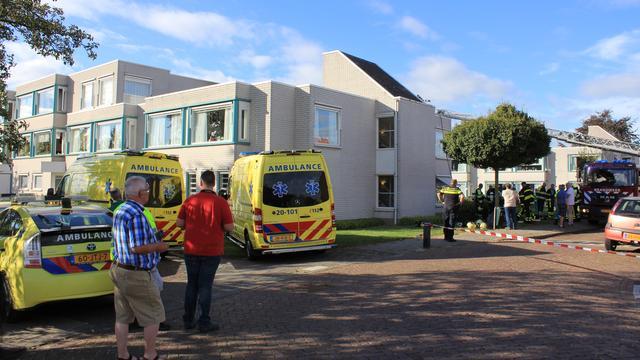 Dode en gewonden bij grote brand in Zeeuws zorgcentrum