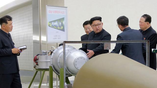 Landen veroordelen nieuwe kernproef Noord-Korea
