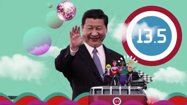 Apps, games en muziek: Zo voert China propaganda