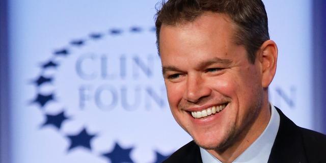 Matt Damon wil rol Daredevil als Christopher Nolan regisseert