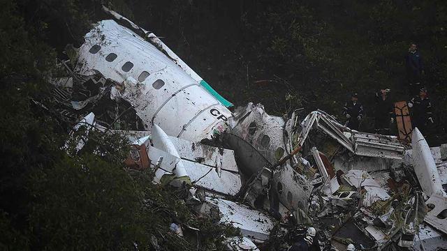 'Piloot en maatschappij verantwoordelijk voor vliegramp Colombia'