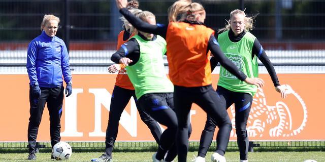 Wiegman kijkt uit naar nieuwe test Oranje: 'Mag geen renwedstrijd worden'