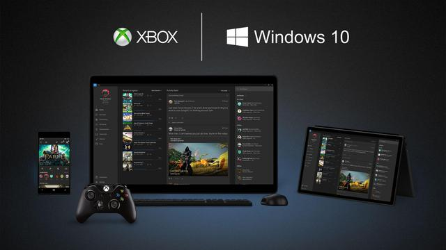 Windows 10 in november naar Xbox One