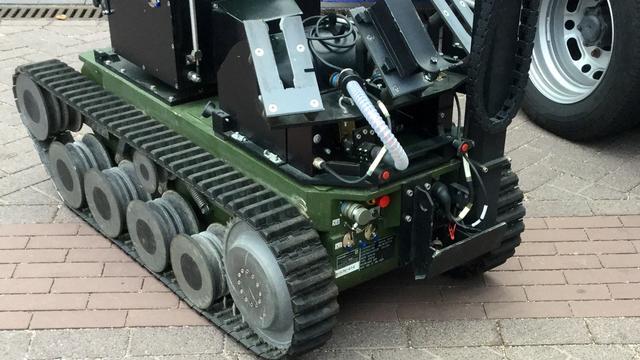 Onderzoek achtergelaten explosief na mislukte plofkraak Zundert afgerond