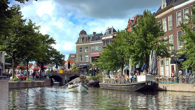 Ontdek Leiden samen met T. rex Trix
