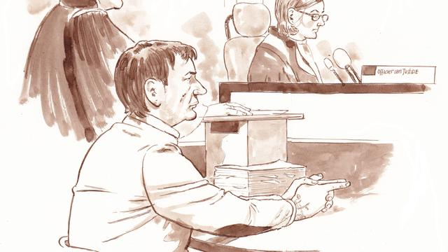Jumbo-afperser verschijnt voor hof, uitspraak in zaak xtc-bende Herman du Bois