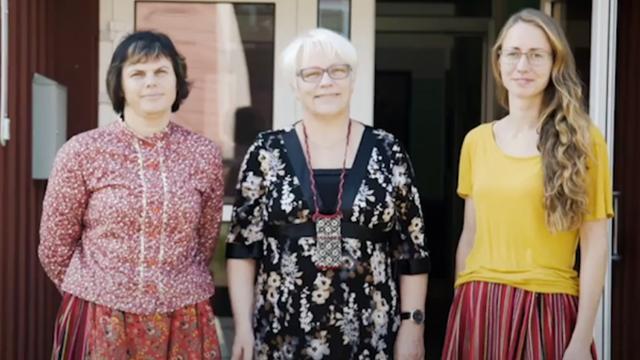 Minidocu: Op dit eiland bij Estland zijn vrouwen de baas