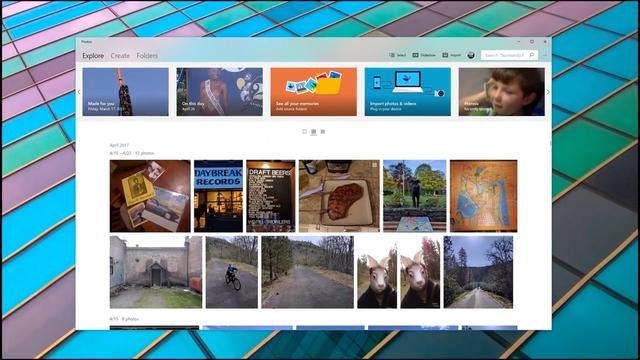 Microsoft toont designveranderingen Windows 10
