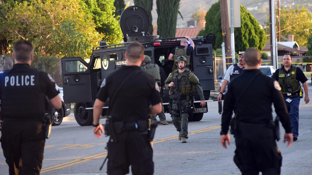 Twee daders schietpartij Californië gedood