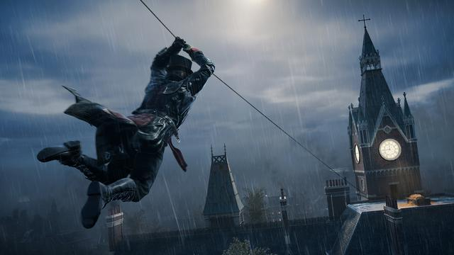 Microtransacties Assassin's Creed: Syndicate versnellen spelvoortgang