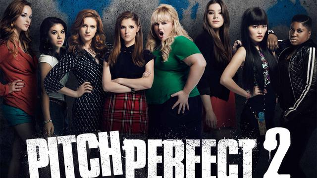 Filmrecensie: Pitch Perfect 2 - Elizabeth Banks