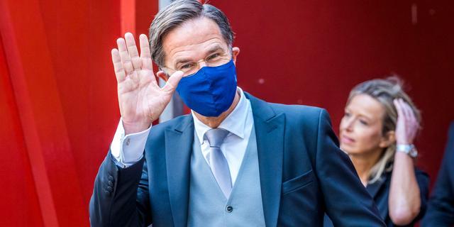 Rutte voert druk bij GroenLinks, PvdA en ChristenUnie op om samen te werken