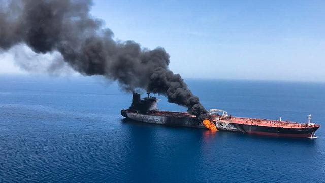 Geen extra maatregelen voor Nederlandse schepen in Golf van Oman