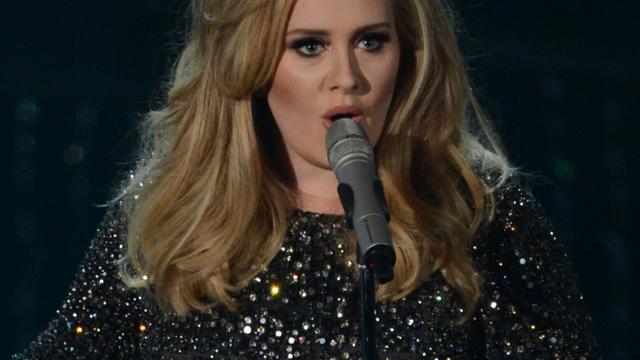 Adele sluit wereldtournee af in Londen