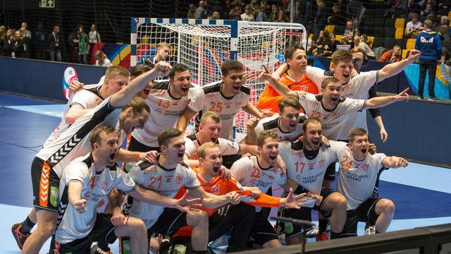 Handballers treffen Slovenië en Polen in jacht op tweede EK-deelname